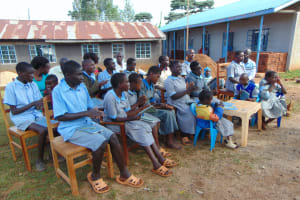 The Water Project: Womulalu Special School -  Handwashing Session