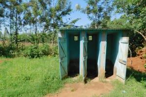 The Water Project: Ebubole UPC Secondary School -  Girls Latine