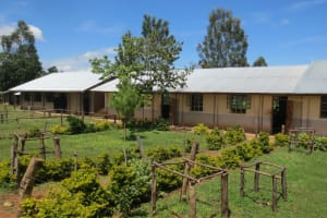 The Water Project: St. Gerald Mayuge Secondary School -  Classooms