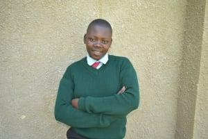 The Water Project: Ebubole UPC Secondary School -  Student Saumu Bakari