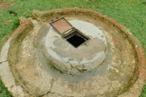 The Water Project: Makale Primary School -  Current Water Source