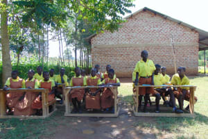 The Water Project: St. Margret Wadin'go Primary School -  Student Answers A Question