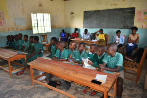 The Water Project: Elufafwa Community School -  Participants
