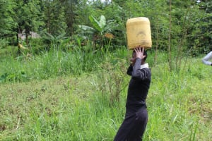 The Water Project: St. Gerald Mayuge Secondary School -  Balancing Act