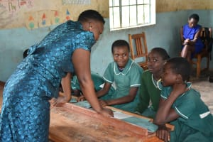 The Water Project: Elufafwa Community School -  Checking In On The Group Work