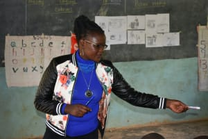 The Water Project: Elufafwa Community School -  Trainer Adelaide In Action