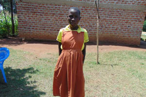 The Water Project: St. Margret Wadin'go Primary School -  Student At Training
