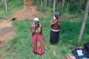 The Water Project: Shamakhokho Community, Imbai Spring -  Dental Hygiene Session
