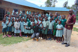 The Water Project: Mukangu Primary School -  Training Complete