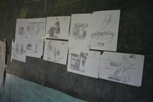 The Water Project: Elufafwa Community School -  Training Materials