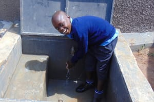 The Water Project: Enyapora Primary School -  Smiles For Clean Water