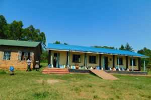 The Water Project: Makale Primary School -  Classrooms