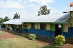 The Water Project: Khwihondwe SA Primary School -  Classrooms