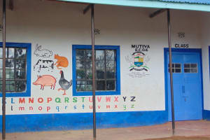 The Water Project: Mutiva Primary School -  New Classrooms