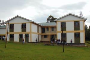 The Water Project: Friends Secondary School Shirugu -  School Buildings