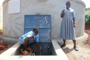 The Water Project: Womulalu Special School -  Happy Day
