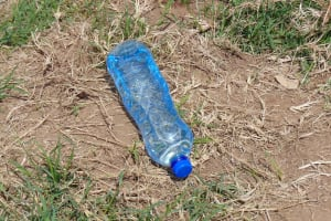 The Water Project: Musasa Primary School -  Solar Disinfection Deonstration