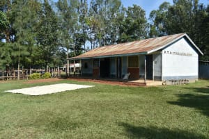 The Water Project: St. Peter's Khaunga Secondary School -  Kitchen