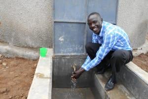 The Water Project: Mukangu Primary School -  Happy Day