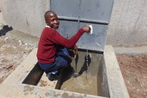 The Water Project: Ematiha Secondary School -  Cheers To Clean Water