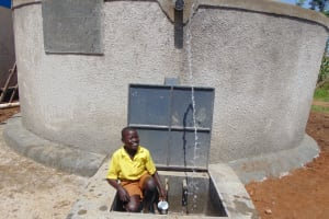 The Water Project: St. Margret Wadin'go Primary School -  Having Fun