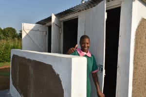 The Water Project: Shinyikha Primary School -  Dawn Of A New Day For Sanitation In Shinyikha Primary School