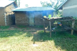 The Water Project: Makale Primary School -  Kitchen