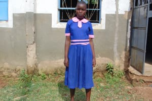 The Water Project: Kapkoi Primary School -  Student Snaida