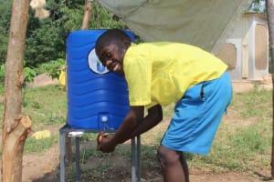 The Water Project: Musasa Primary School -  Enjoying Handwashing