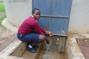 The Water Project: Ematiha Secondary School -  Camera Shy