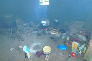 The Water Project: Makale Primary School -  Inside The Kitchen