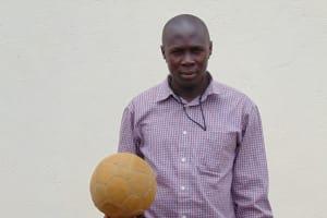 The Water Project: Malinda Secondary School -  Mr Ogolla