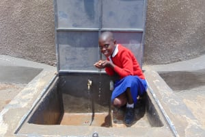 The Water Project: Goibei Primary School -  Clean Water To Drink