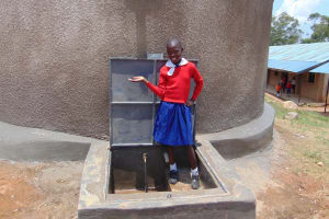 The Water Project: Goibei Primary School -  Look At What We Have