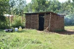 The Water Project: Khwihondwe SA Primary School -  Kitchen