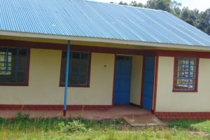 The Water Project: Kapkoi Primary School -  New Classrooms
