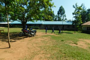 The Water Project: Makale Primary School -  School Grounds