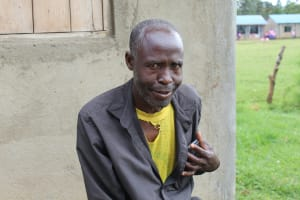 The Water Project: St. Gerald Mayuge Secondary School -  School Guard Silas Okonga