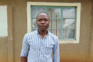 The Water Project: Friends School Ikoli Secondary -  Teacher Kalamwa Muombe