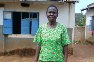 The Water Project: Kapkoi Primary School -  Teacher Mrs Winnie Odemo