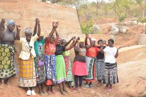 The Water Project: Kathuli Community -  Celebrating The Dam