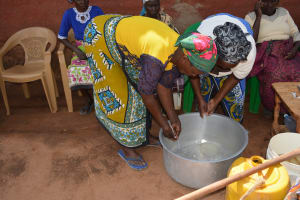 The Water Project: Tulimani Community -  Soapmaking