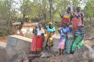The Water Project: Tulimani Community -  Thumbs Up