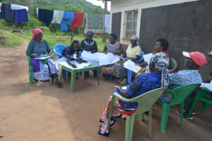 The Water Project: Mbiuni Community -  Training Discussions