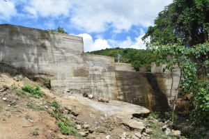 The Water Project: Mbiuni Community -  Complete Sand Dam