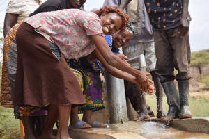 The Water Project: Mukuku Community A -  Smiles For Water