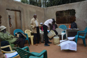 The Water Project: Kala Community C -  Soap Mixing