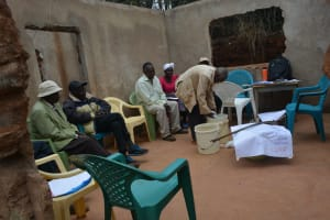 The Water Project: Kala Community C -  Training