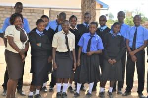 The Water Project: Kiundwani Secondary School -  Health Club Members