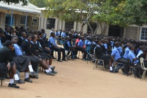 The Water Project: Kiundwani Secondary School -  Training Participants